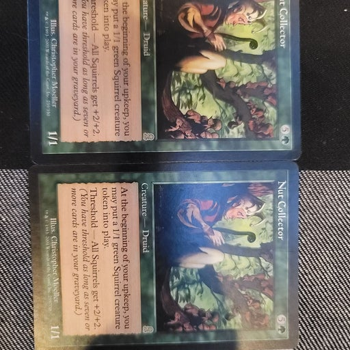 Magic: The Gathering Nut Collector