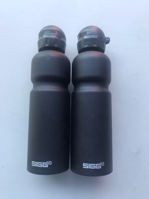 SIGG Swiss Water Bottles w/ Sport Tops