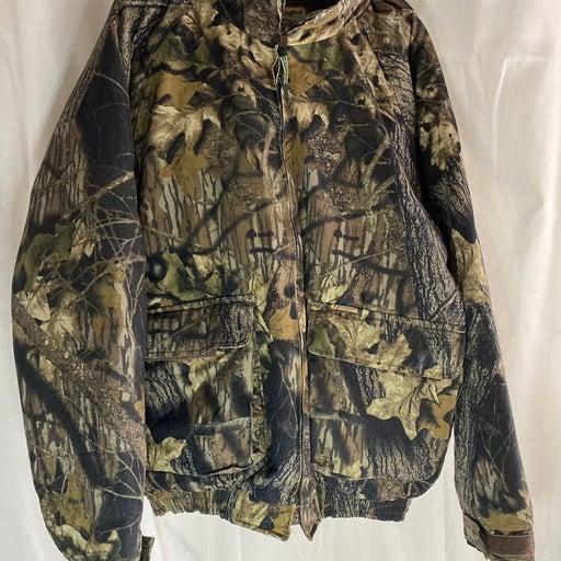 Remington Men's Breakup Camo Coat XL
