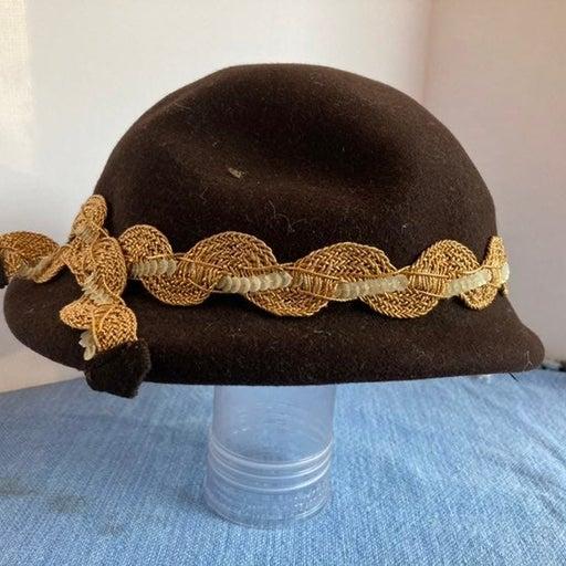 Women's Vintage 1950's hat