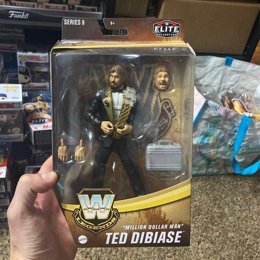 WWE Elite Legends Series 9 Ted DiBiase
