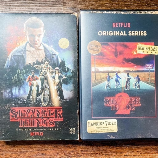 stranger things series