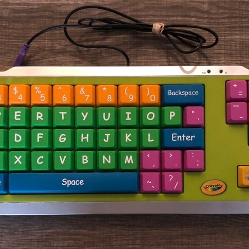 Crayola EZ Type Usb Keyboard