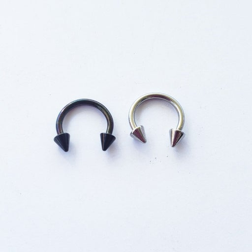 16g Septum Ring Lip Ring Nose Ring horse