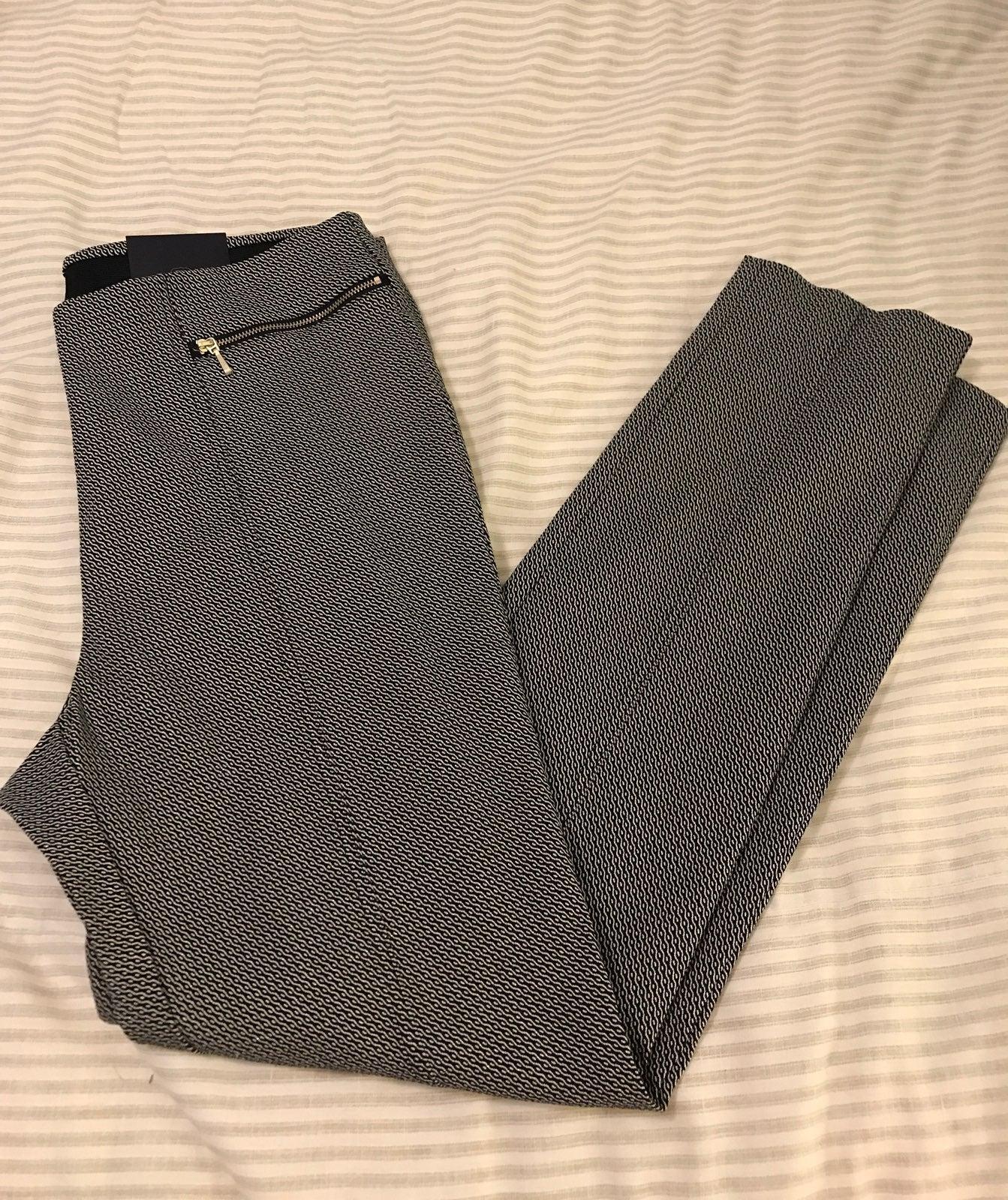 RAFAELLA NWT Pull On Slim Leg Pants 12
