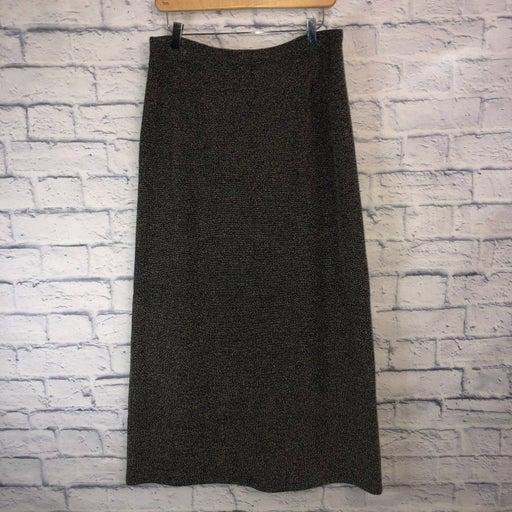 Long Crazy Horse Skirt