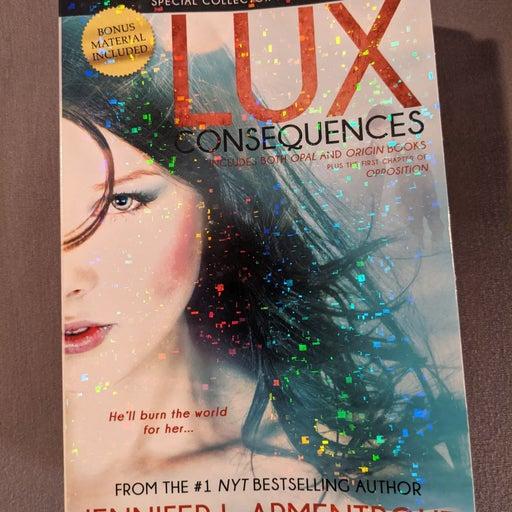 Lux by Jennifer Armentrout