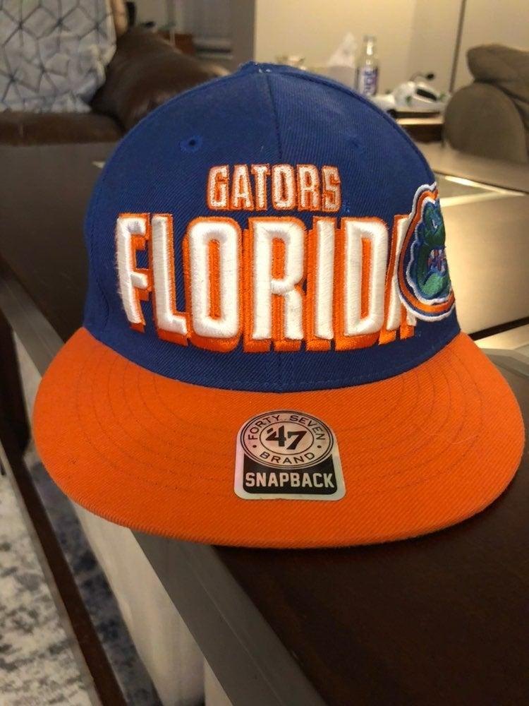 florida gators snapback hat