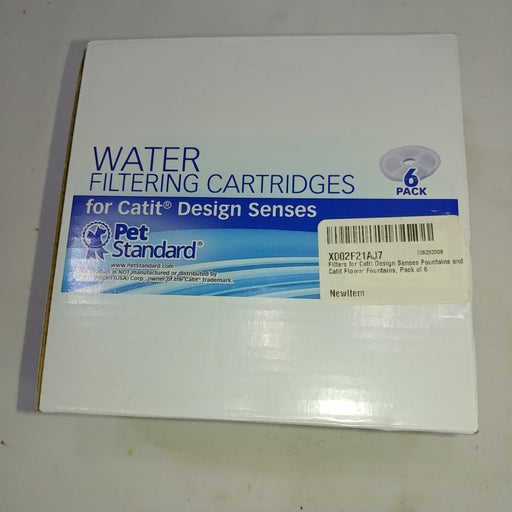 New water Filters for Catit design serie
