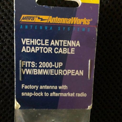 Vehicle Antenna Adapter Cable Metra Electrinics 40-EU10