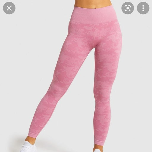 Gymshark adapt camo leggings