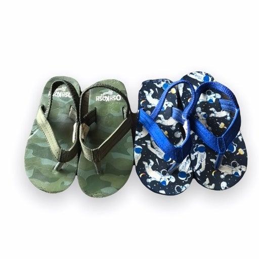 Bundled Oshkosh-Bigosh Sling Back Sandals