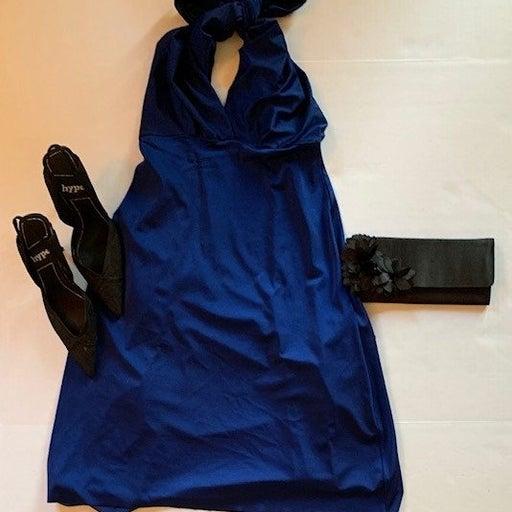 Convertible Mini Cocktail Dress