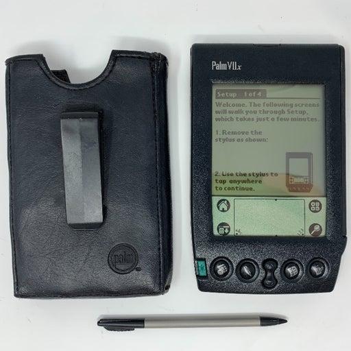 Palm Pilot VIIx Handheld PDA Organizer