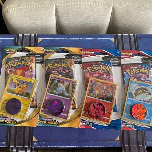 Pokémon Card Pack Lot