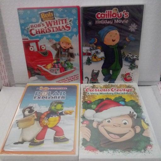 DVD Bundle/Lot Curious George,Franklin +