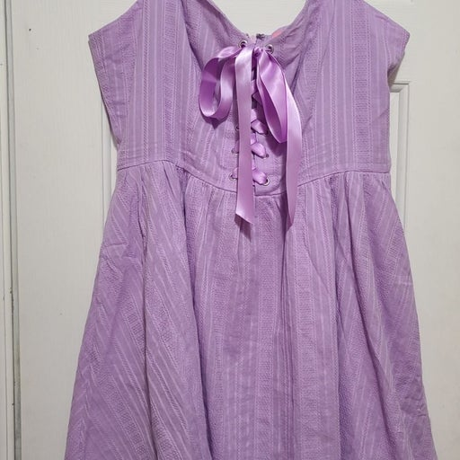 Sugar Thrillz Lavender dress