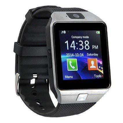 Watch Black Samsung Android Apple