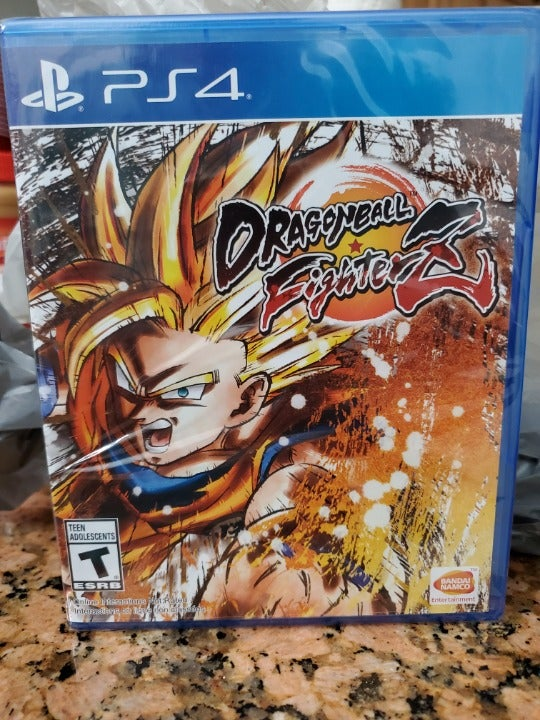 NEW SEALED Dragon Ball FighterZ PS4