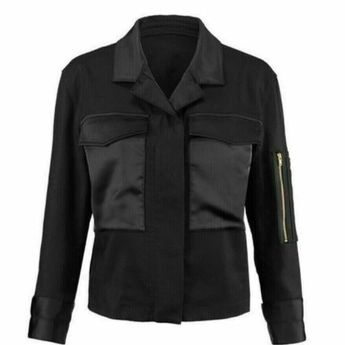 Cabi Back In Black Jacket #3552 Medium