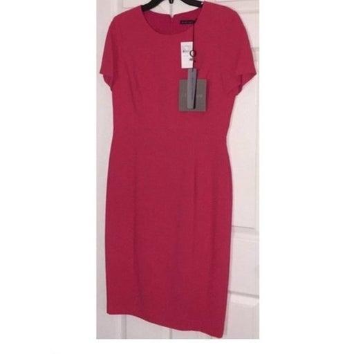 New Black Halo Women's Jodee Sheath Formal Dress Size 12