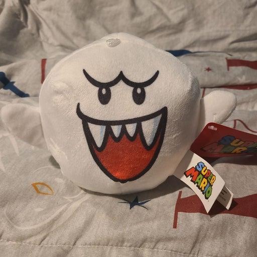 Boo Mario Plush
