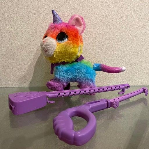 FurReal Unicorn-Cat