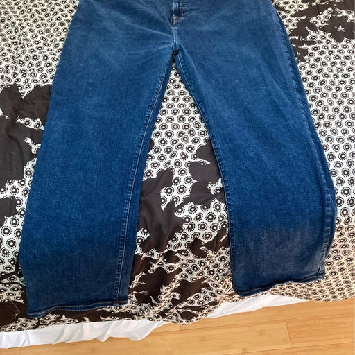 Cremieux relaxed jeans mens size 50 X 32