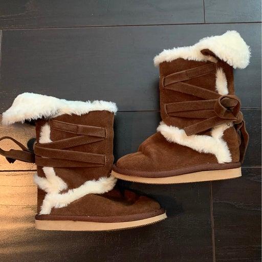 Zara girl Boots 25/8