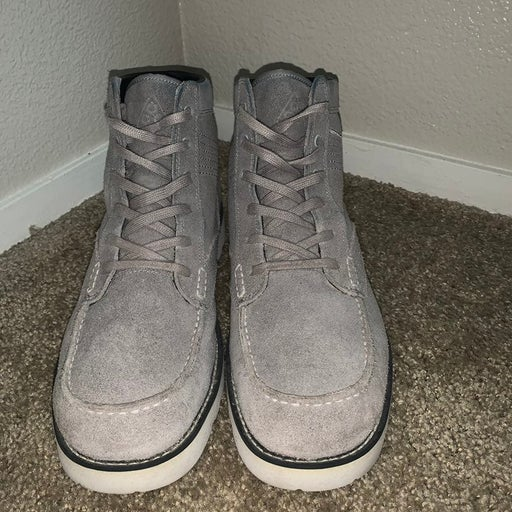 Men's Suede Nike Boots