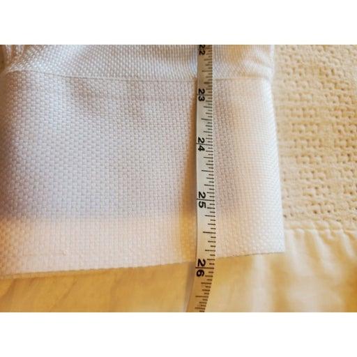 Tiglio Sz 18.5 Doppop Ritorto White Dress Shirt