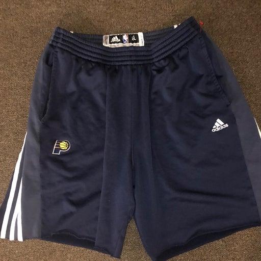 Adidas NBA Pacers basketball shorts. XL