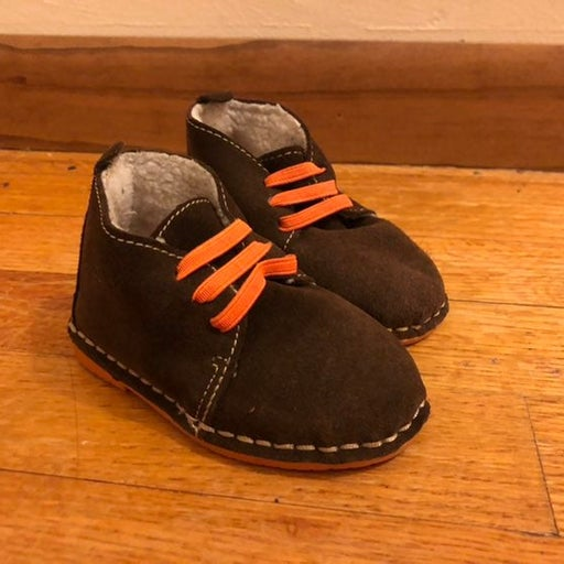 Size 4 Baby Boots