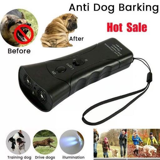 New Ultrasonic Anti Bark Control Stop Ba