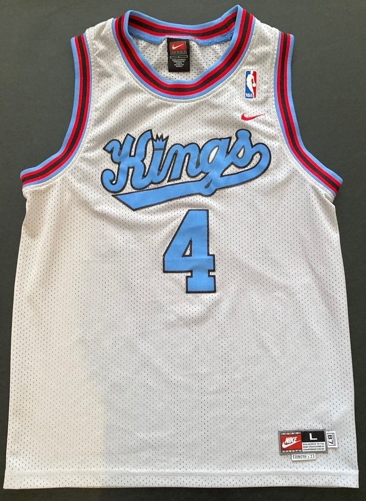 Chris Webber Youth L Nike Throwback Jers