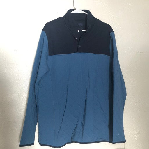 NWT Quilted Pullover Sweater
