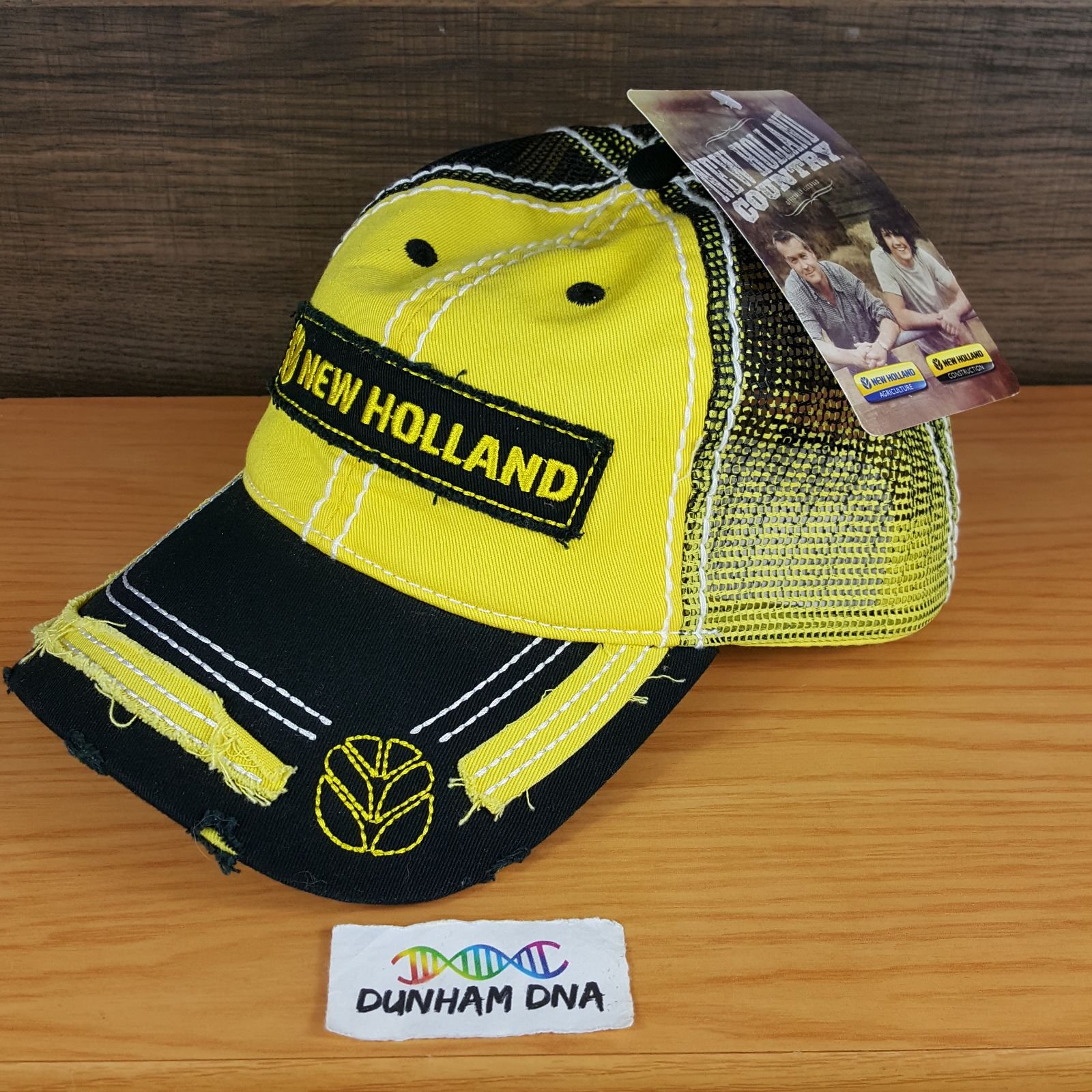 New Holland Country snapback Hat Cap