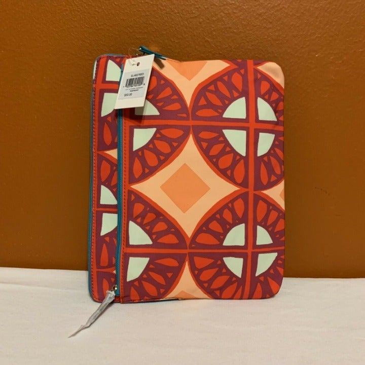 FOSSIL IPAD TABLET CASE STRIPED SLEEVE L