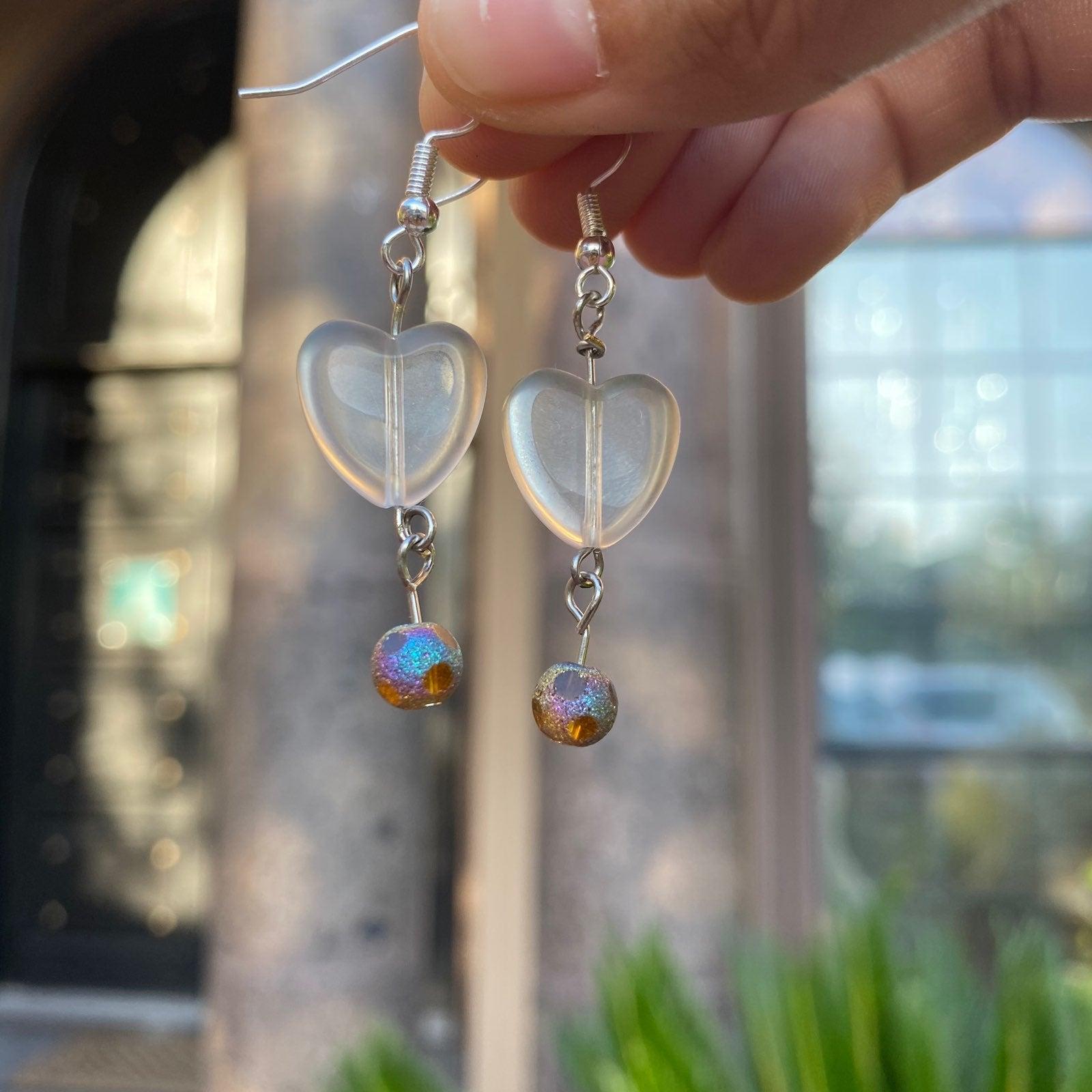 Handmade Dangly Earrings