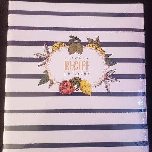 New Kitchen Recipe Notebook