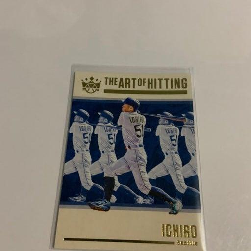 Ichiro The Art of Hitting insert