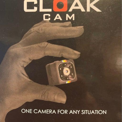 Cloak cam