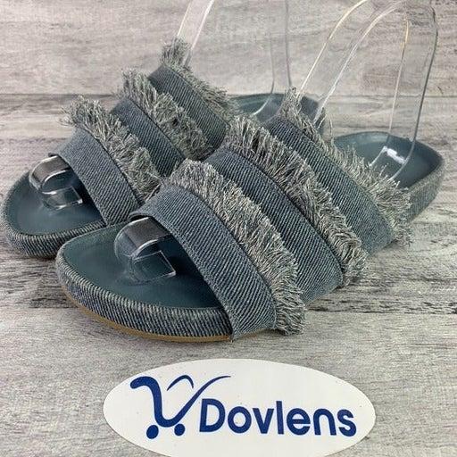 Joie Women's Sandal, Blue, 39