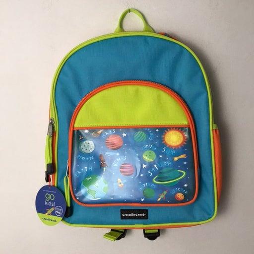 Crocodile Creek childs planet backpack
