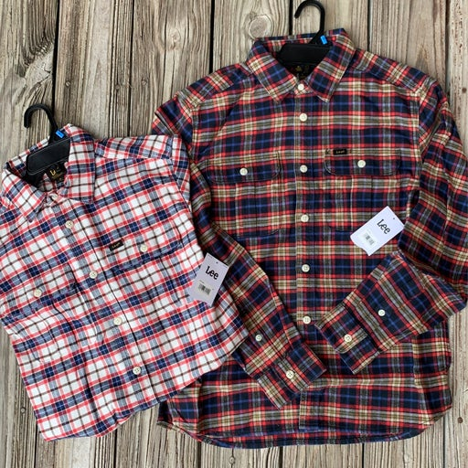 Lee Flannel Shirts