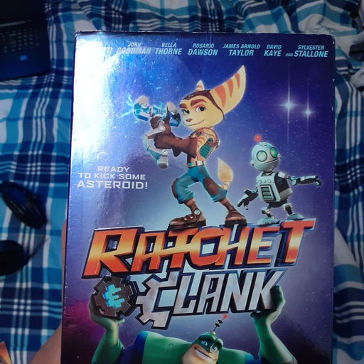 RATCHECT & CLANK MOVIE