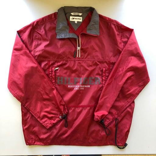 Vintage Tommy Hilfiger Pull-Over Jacket