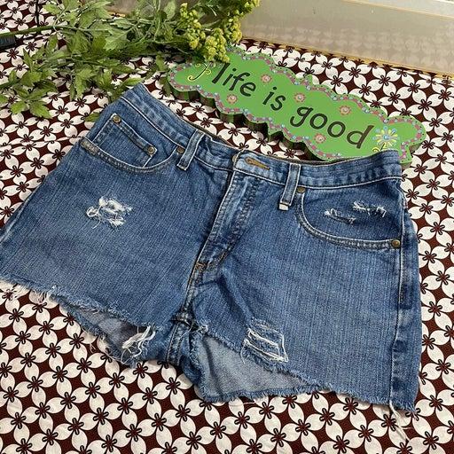 Cut off Jean short