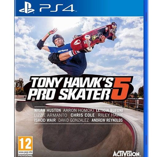 Activision Tony Hawk's Pro Skater 5 PS4