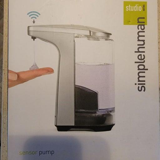 Simplehuman Studio Series Sensor Pump